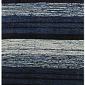 InRUGS Dawn Blue Woven Rug - 150cm x 80cm (4 ft 11 in x 2 ft 7.5 in)