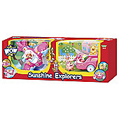 WOW Toys Sunshine Explorers 2 in 1 Pack