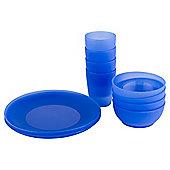 Power Aisle Set plate/bowl/tumbler