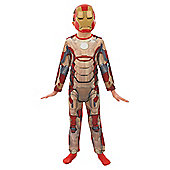 Iron Man 3 Small 3-4Yrs