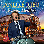Ande Rieu Roman Holiday + DVD