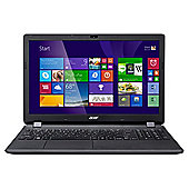 "Acer Aspire ES1-512, 15.6"" Laptop, Intel Celeron, 4GB RAM, 500GB - Black"