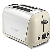 Prestige 53567 Create Stainless Steel 2 Slice Toaster - Almond