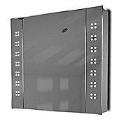 Ambient Demist Bathroom Cabinet With Sensor & Internal Shaver Socket K66W