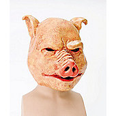 Halloween Pig Mask - Full Head