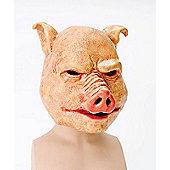 Halloween Pig Mask - Full Head