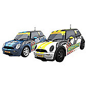 Scalextric Mini Cooper Race Challenge