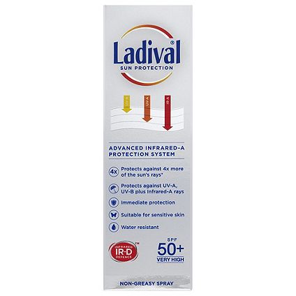 Half price on selected Ladival suncare
