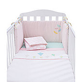 Mothercare Butterfly Fields Bed In A Bag