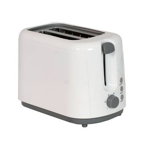 Sabichi 2 Slice Toaster in White