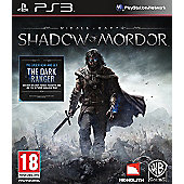 Middle Earth: Shadow of Mordor UK (PS3)