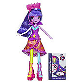 My Little Pony Equestria Girls Rainbow Rocks - Twilight Sparkle Doll (Neon Rainbow Rocks)