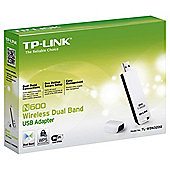 TP-Link N600 Wireless Dual Band USB Adapter TL-WDN3200 - White