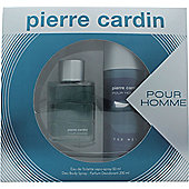 Pierre Cardin Gift Set 50ml EDT + 200ml Body Spray For Men