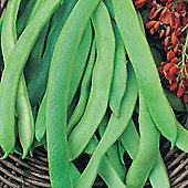 Runner Bean 'Prizewinner' - Part of the Alan Titchmarsh Collection - 1 packet (30 runner bean seeds)