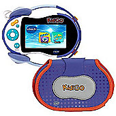 VTech KidiGo Blue with Case