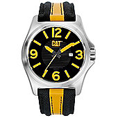 CAT DP XL Mens Date Display Watch - PK.141.63.137