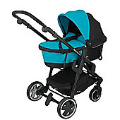 Kiddy Click n Move 3 Carrycot (Hawaii)