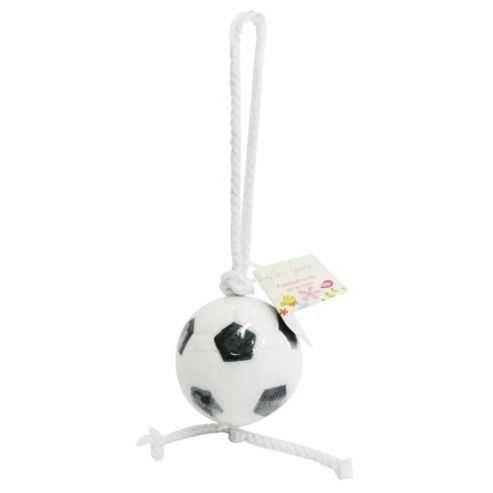 Football Soap On A Rope 125G