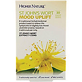 Higher Nature St John's Wort Mood Uplift 30 Tablets