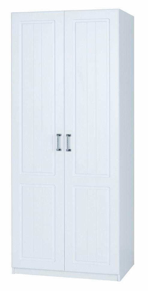 Alto Furniture Visualise Century 2 Door Wardrobe