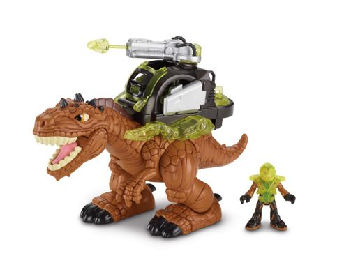Imaginext Dinosaurs: Motorized T-Rex