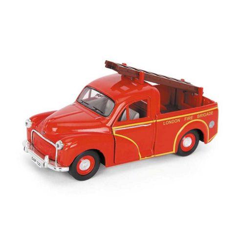 London Fire Brigade Morris Minor Pickup 1:26th Scale