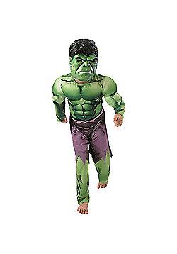 Rubies - Hulk Deluxe - Child Costume 7-8 years