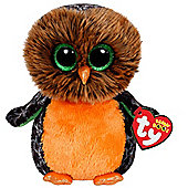 Ty Beanie Boos BUDDY - Midnight the Owl 24cm