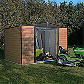 10ft x 12ft Woodvale Metal Sheds (3.13m x 3.70m)