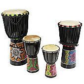 A-Star 10 Player Djembe Pack