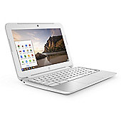 "HP 11-2000na, 11.6"", Chromebook, Exynos 5 Processor, 2GB, 16GB, Google Chrome - White"