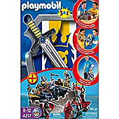 Playmobil Knights Shield Playset