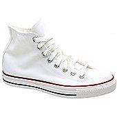 Converse All Star Hi Optical White Shoe M7650