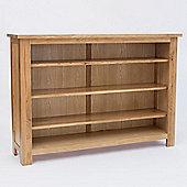 Ametis Lansdown Low Bookcase