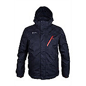 Moraine Mens Ski Jacket - Grey