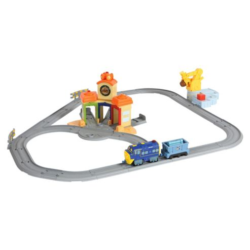 Chuggington Brewster & Vees Roundhouse Playset