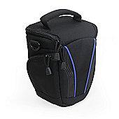 Black Camera Bag For The Nikon D3300 Digital SLR