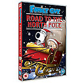 Family Guy - Road To The North Pole (DVD)