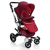 Concord Neo Stroller (Lava Red)