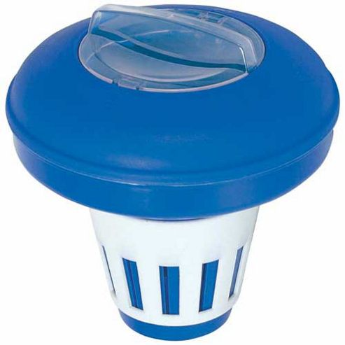 Buy bestway chemical floater 6 5 from our pool for Garden pool tesco