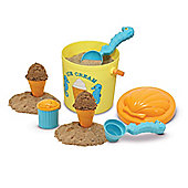 Speck Seahorse Sand Ice Cream Set Melissa and Doug