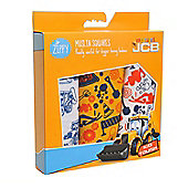 JCB Muslin Squares in Stylish Colours (3 Pack, Boxed Gift Set) …