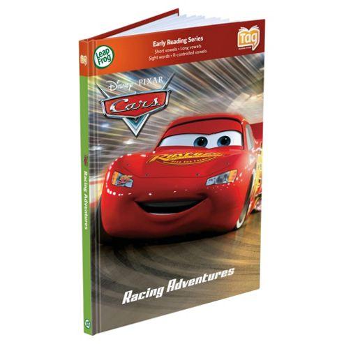 LeapFrog LeapReader Activity Storybook : ™ Disney Pixar Cars: Racing Adventures