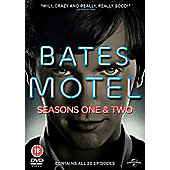 Bates Motel Season 1 and 2 Boxset DVD