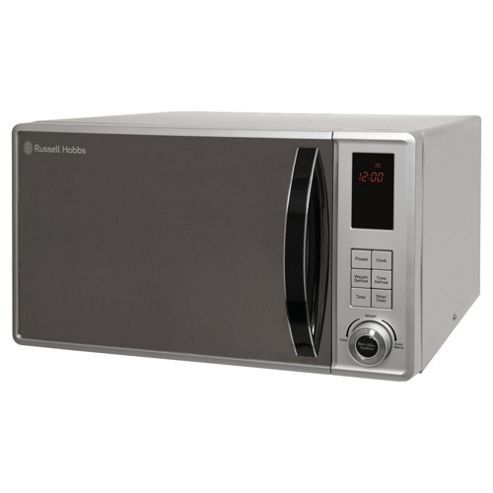 Russell Hobbs RHM2362S Solo Microwave, 23L - Silver