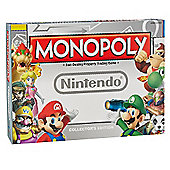 Nintendo 'Collector's Edition' Monopoly Board Game