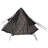 Tesco 2-Person Teepee Tent, Camouflage