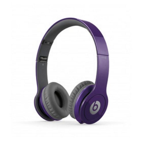 BEATS BY DR DRE Solo HD Headphones Grape