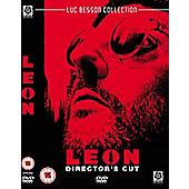 Leon (Director's Cut) DVD